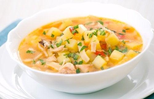 Comment préparer des soupes saines ?