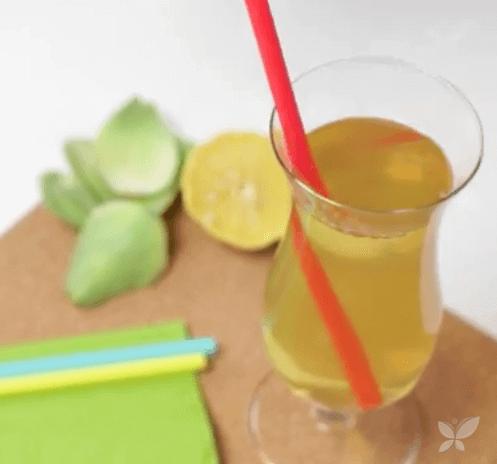 Thé d'artichaut contre la cellulite