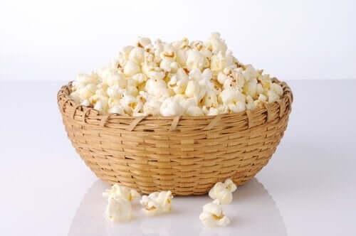 Pop-corn : ses bienfaits nutritionnels