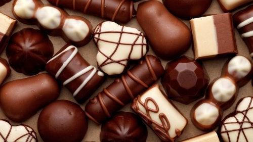 Le chocolat pour votre libido.
