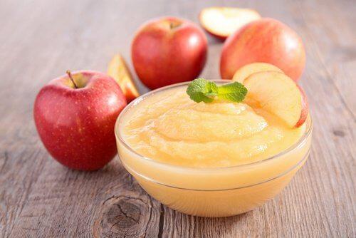 Les bienfaits de la compote de pomme