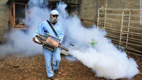 contrôler les moustiques