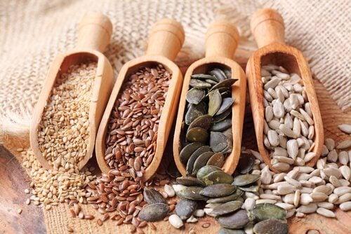 les graines pour lutter contre les thyroïdes lentes