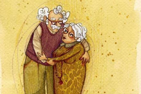 Grands-parents-calin