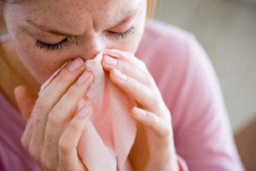 Des remèdes maison contre le nez bouché