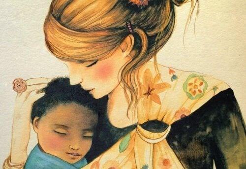 Les-enfants-ont-besoin-de-calins-pour-faire-partie-du-monde-500x343