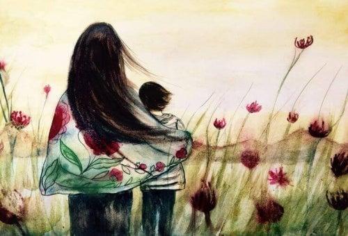 neveu ou nièce : amour inconditionnel