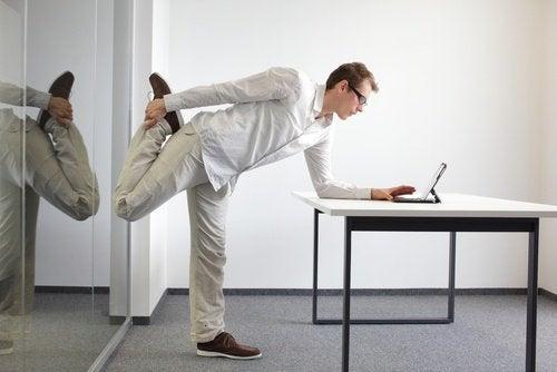 Meilleurs exercices pour les jambes.
