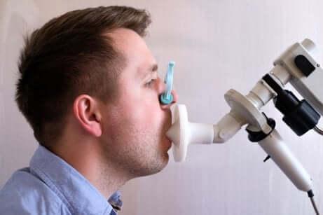Examen respiratoire