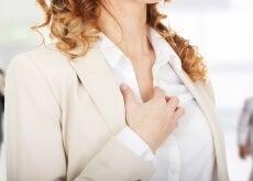 femme palpitations