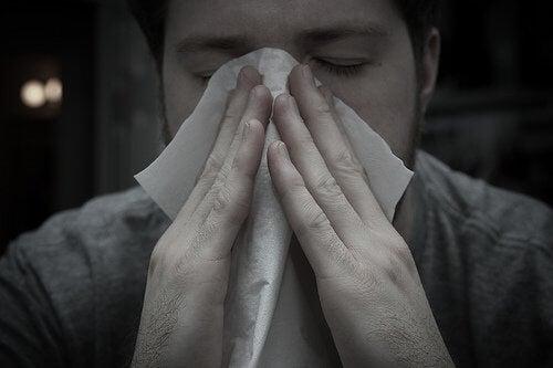 Remèdes contre nez bouché.