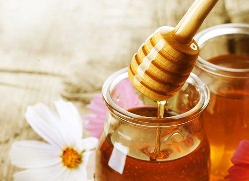 Bienfaits des bonbons au miel.