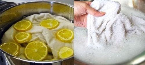 7 astuces faciles pour blanchir les vêtements
