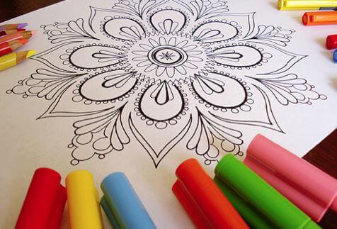 Colorier-mandalas