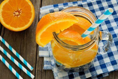 Eau-d'orange