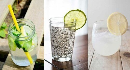 6 délicieuses manières de préparer de l'eau pour détoxifier votre corps