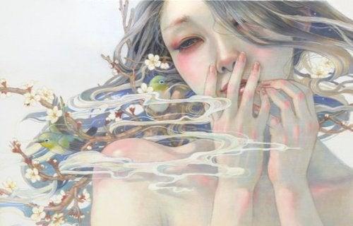 Femme-avec-les-mains-sur-le-visage-500×320