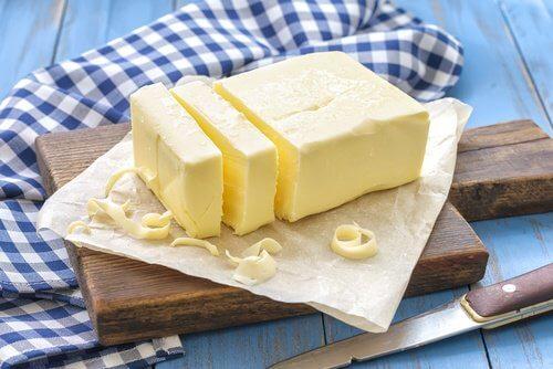 Le beurre est un bon allié pour les pointes fourchues.