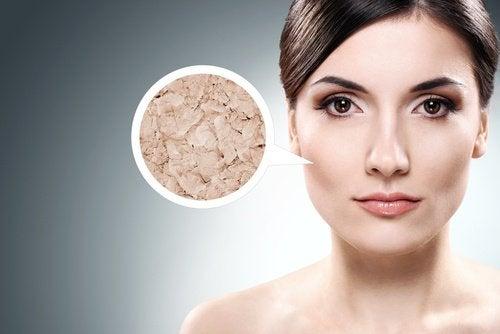 Les signaux du visage aident à guérir des maladies : Sécheresse