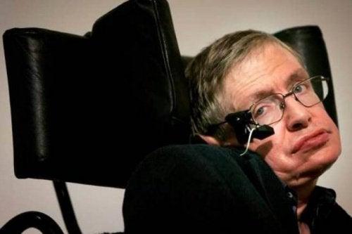 Quand Stephen Hawking compare la dépression et les trous noirs