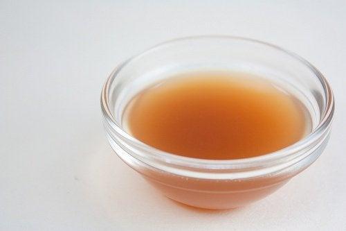Les bienfaits du vinaigre de pomme