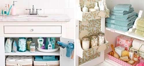 13 astuces infaillibles pour garder votre salle de bains propre et bien rangée