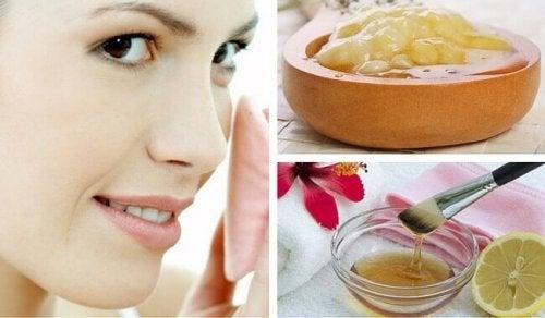5 traitements naturels pour rajeunir la peau