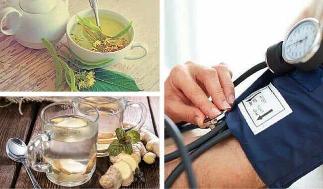 6 remèdes naturels pour traiter l'hypotension artérielle