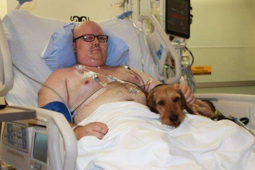 animaux autorisés dans les hôpitaux