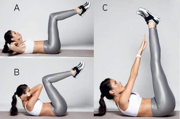 6 exercices pour renforcer vos abdos et améliorer votre souplesse