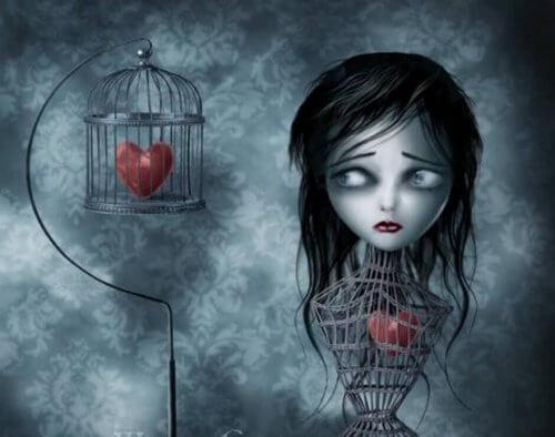 les amours qui blessent
