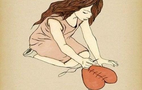 Les aiguilles du temps ne recousent pas toutes nos blessures