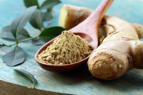 Utiliser du gingembre permet de stimuler le métabolisme.