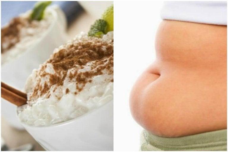 Le riz au lait peut vous aider à mincir
