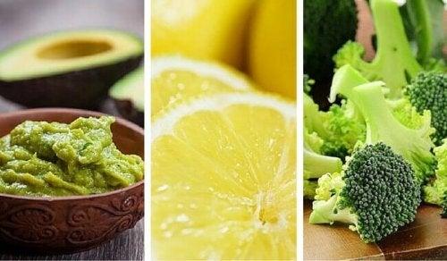 Les 6 meilleurs aliments alcalins de la planète