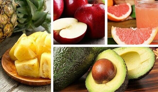 Les 8 meilleurs fruits pour votre organisme