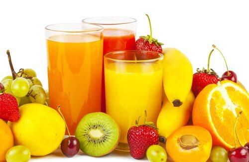 Les fruits contre la formation de calculs rénaux.