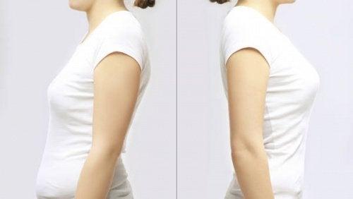 Adopter une bonne posture pour vos seins est primordial.