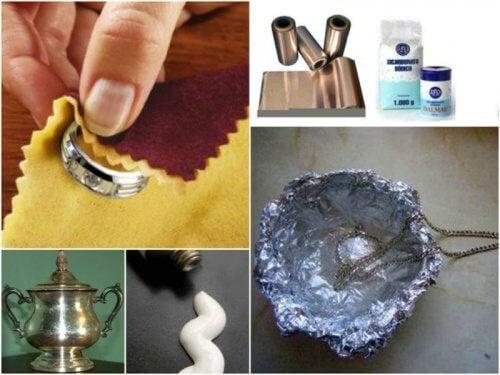 7 astuces efficaces pour nettoyer l'argent chez soi