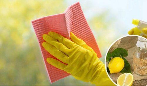 Nettoyez toutes les vitres de votre maison simplement grâce à quelques astuces