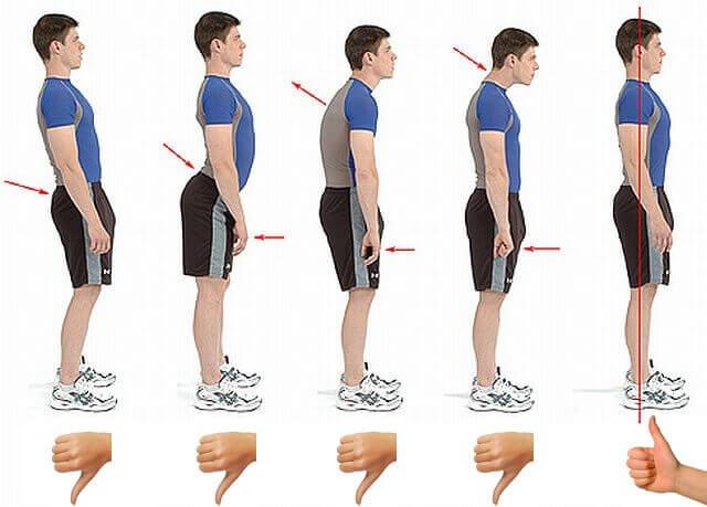 6 techniques pour maintenir la colonne vertébrale droite