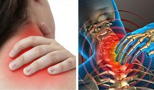6 causes potentielles des douleurs au cou