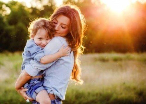 Avoir un fils est une vraie merveille