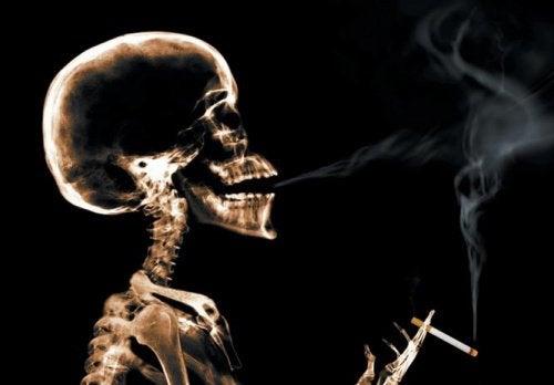 Combattez l'envie de fumer dès le matin.