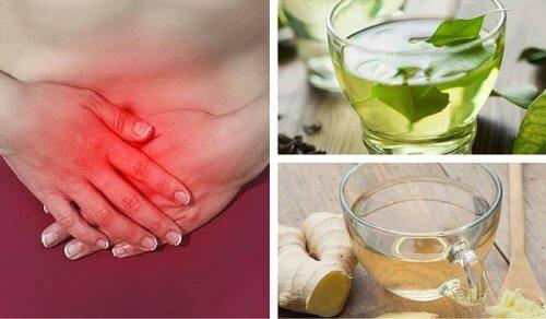Les 8 meilleures infusions contre les gaz intestinaux