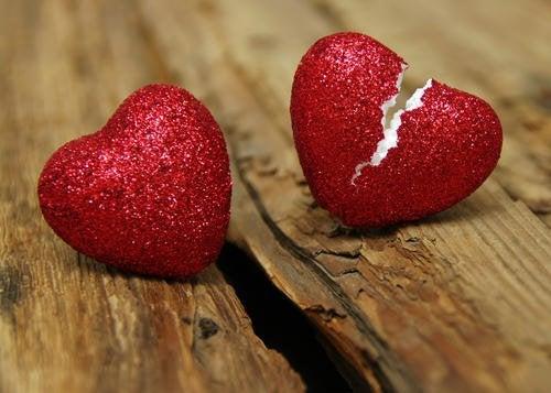 l'amour romantique et le désamour