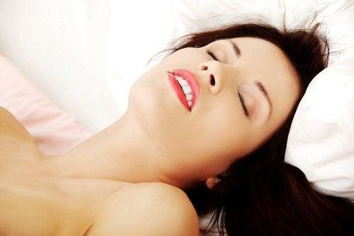 L'orgasme rend la femme inconsciente