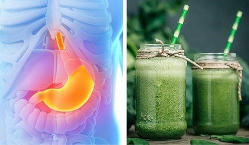 En finir avec l'acidité gastrique en 15 jours