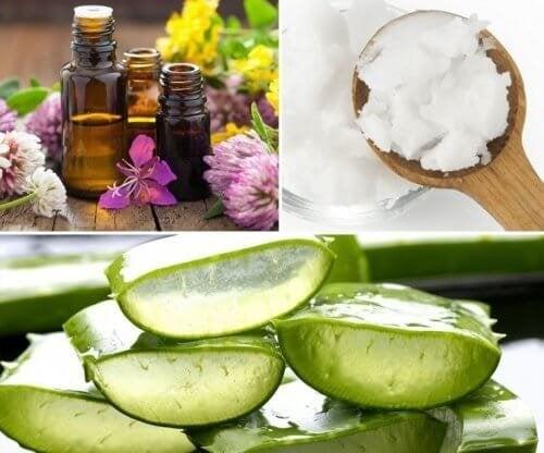 Découvrez un gel naturel pour traiter les vergetures, les rides, les brûlures et les taches sur la peau