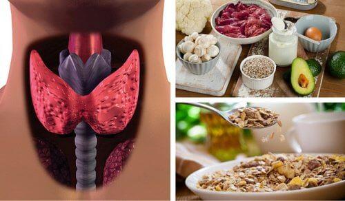 recettes de régime d hypothyroïdie auto immune